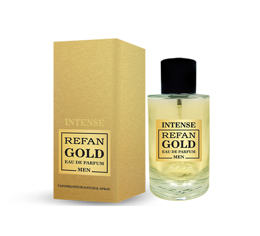 Refan Intense Gold Men