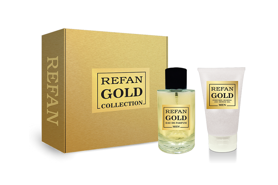 Refan Gold Men Collection