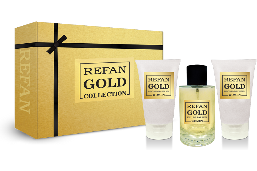 Refan Gold Women Collection